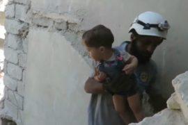 Сирийские «Белые шлемы» — среди лауреатов «Альтернативного Нобеля»