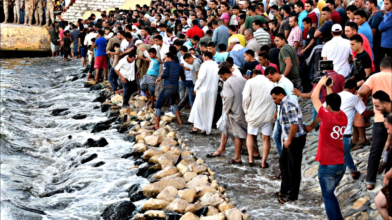 Египет: число утонувших мигрантов возросло до 52 человек
