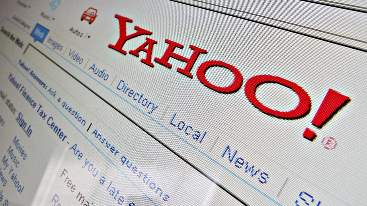 У Yahoo украли информацию о 500 млн пользователей