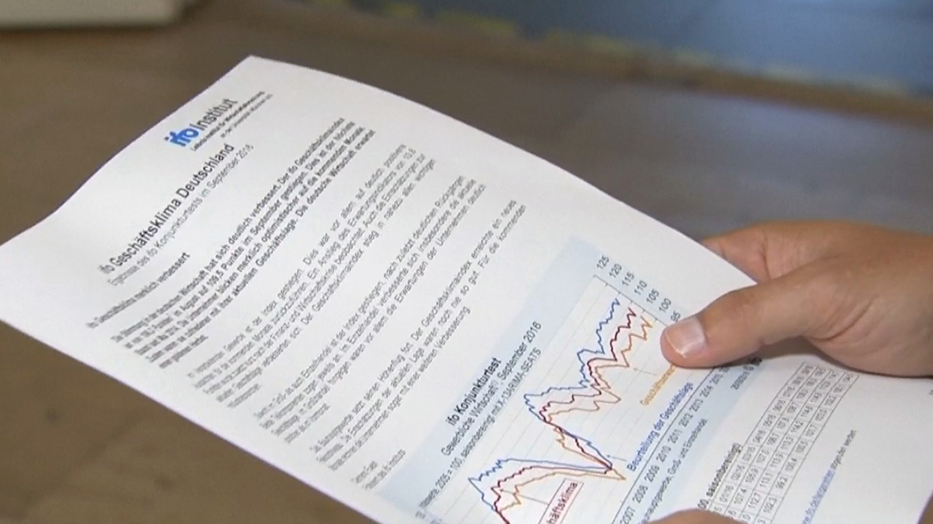 Индекс делового климата в Германии восстановился в сентябре