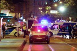 Нападение в Будапеште направлено на полицию Венгрии