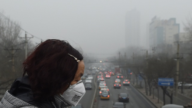 ВОЗ: более 90% людей на Земле дышат грязным воздухом