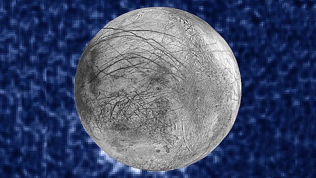 На спутнике Юпитера обнаружили столбы водяного пара