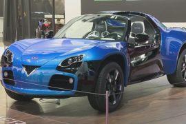 Электрокары станут трендом Парижского автосалона