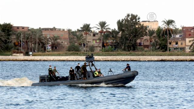 У берегов Египта продолжают искать тела утонувших мигрантов