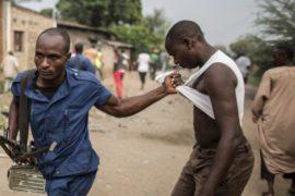 ООН составила список подозреваемых в убийствах в Бурунди