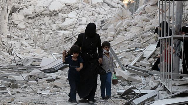 Ситуацию в Сирии назвали «гуманитарным позором»