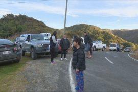 В Новой Зеландии эвакуировали людей из-за опасности цунами
