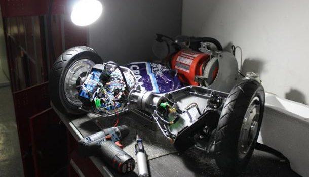 Ремонт гироскутеров: что необходимо знать?