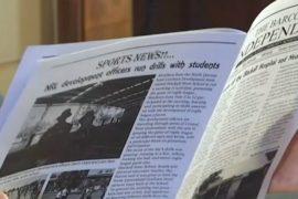 Австралийская газета держится на одном сотруднике