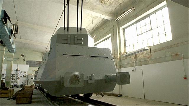 В Польше создают копию «золотого поезда» нацистов