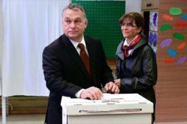 Венгры отвергли квоты ЕС на приём мигрантов