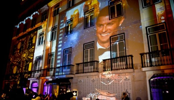 Роналду открыл отель вЛиссабоне