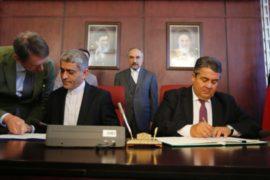 Немецкие компании подписали торговые договоры с Ираном