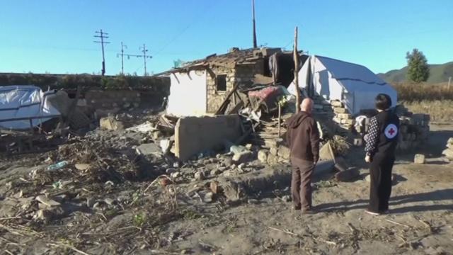 Сотни человек погибли в Северной Корее в результате наводнений