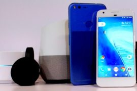 Google представил новый смартфон Pixel