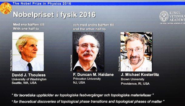 ВСтокгольме объявят лауреатов Нобелевской премии похимии