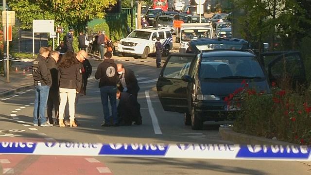 Нападение на полицейских в Брюсселе расценивают как теракт