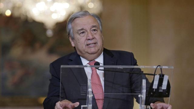 Избран новый Генеральный секретарь ООН