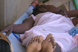 Жертв урагана Мэтью на Гаити уже больше 1000