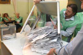 На выборах в парламент Грузии лидирует правящая партия