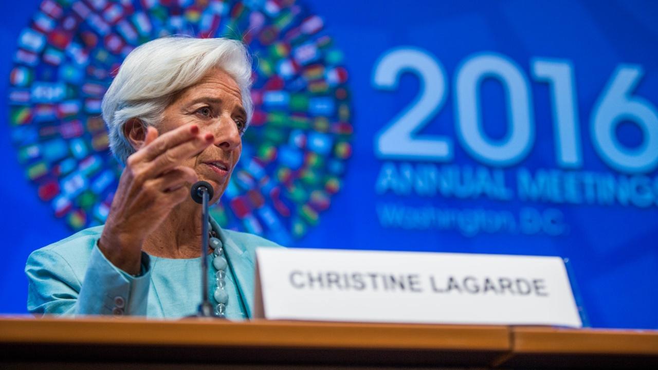 МВФ призвал стимулировать мировой экономический рост
