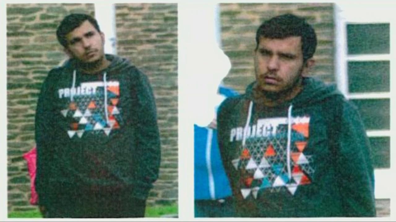 В Германии поймали подозреваемого в планировании теракта