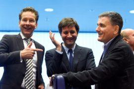 Еврогруппа утвердила выделение для Греции 1,1 млрд евро