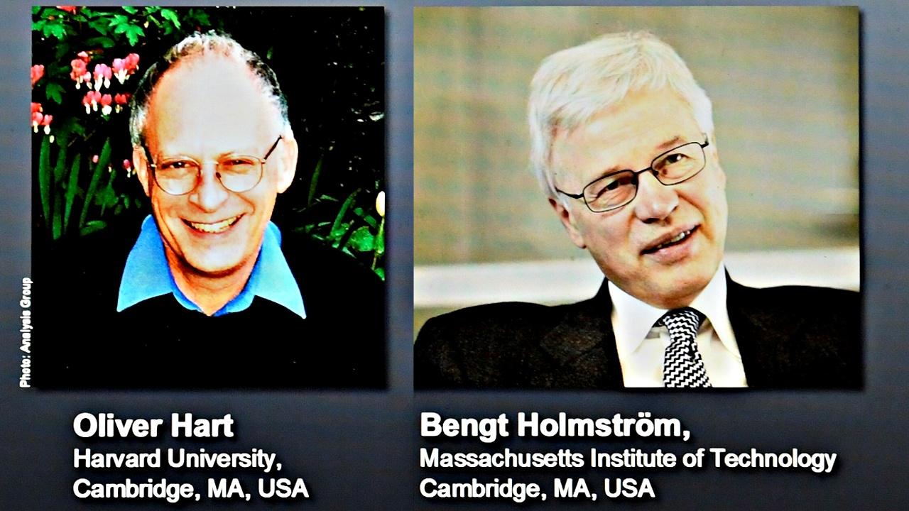 Премией Нобеля по экономике наградили за теорию контрактов