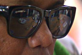 Индонезия: кино для слепых