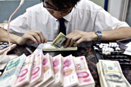 КНР: слабые показатели торговли