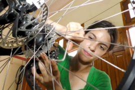 Кубинки открыли сервис ремонта велосипедов