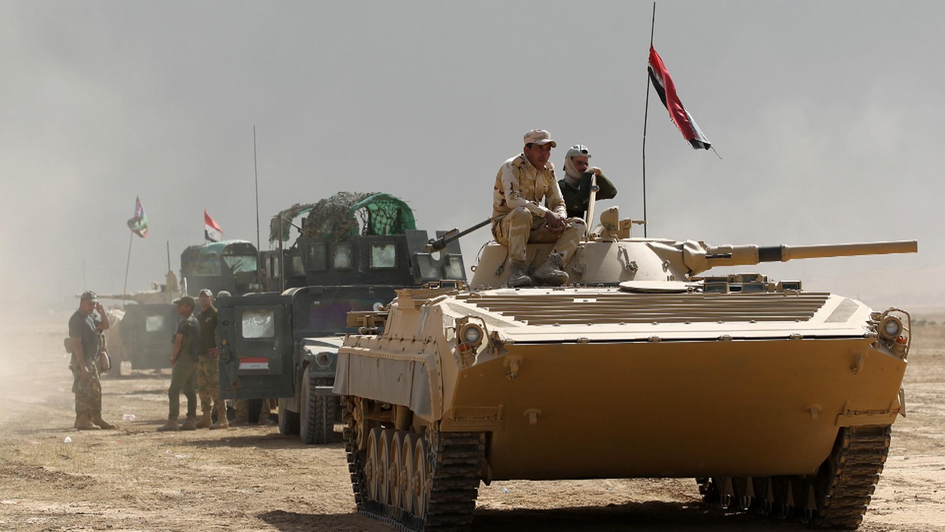 Курды отбили у ИГИЛ 200 кв. км при наступлении на Мосул