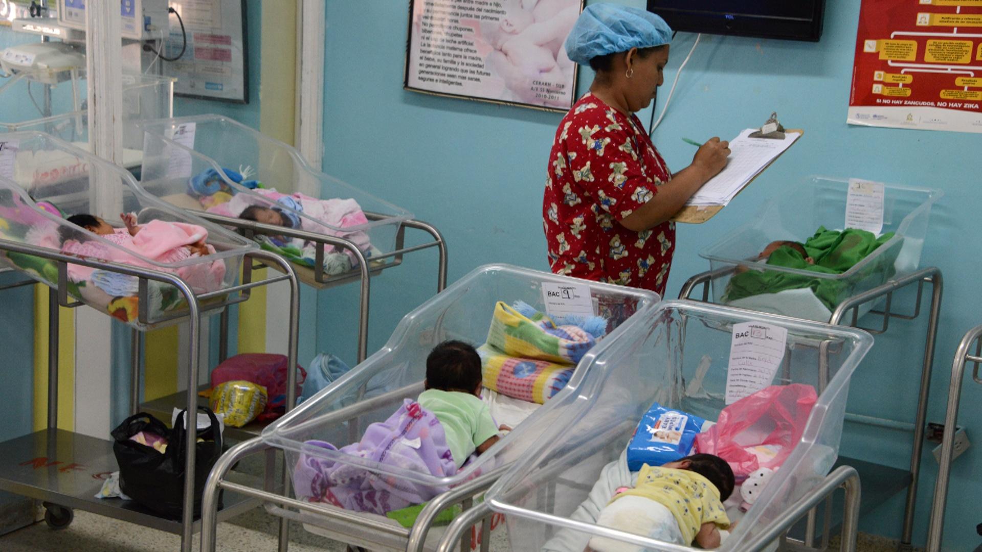 В Венесуэле не ведут учёта числа детей с микроцефалией