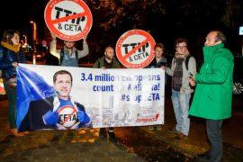 Бельгийский регион может сорвать договор между ЕС и Канадой