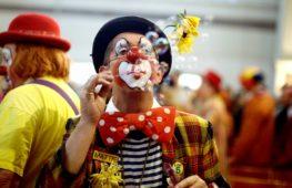 Нужно ли бояться клоунов?