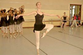 В Национальную школу балета Кубы впервые поступила американка