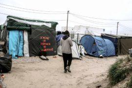 Мигранты считают дни до сноса лагеря «Джунгли» в Кале
