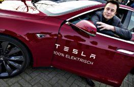 Электромобили Tesla станут полностью самоуправляемыми