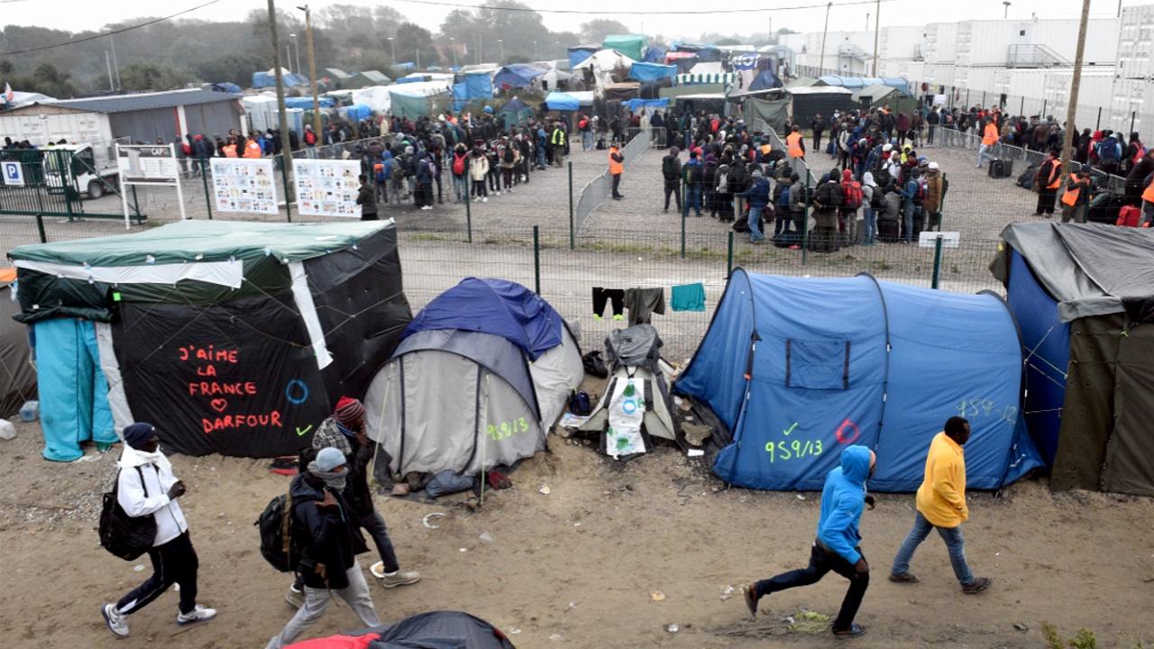 Снос «Джунглей» в Кале: мигранты намерены добиваться своего