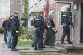 По всей Германии прошли антитеррористические рейды