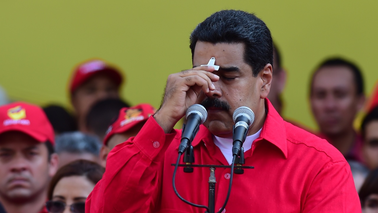 Оппозиция Венесуэлы запустила процедуру импичмента Мадуро