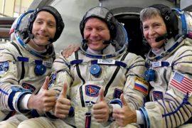 Экипаж МКС 50/51 сдал экзамены в Звёздном городке
