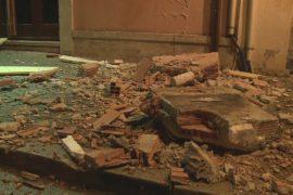 В Италии — снова землетрясения