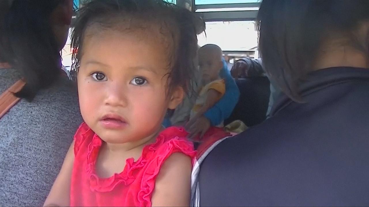 Мьянманские беженцы начали возвращаться на родину