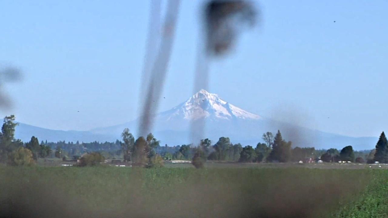 Школьники штата Орегон ходят в недельные походы
