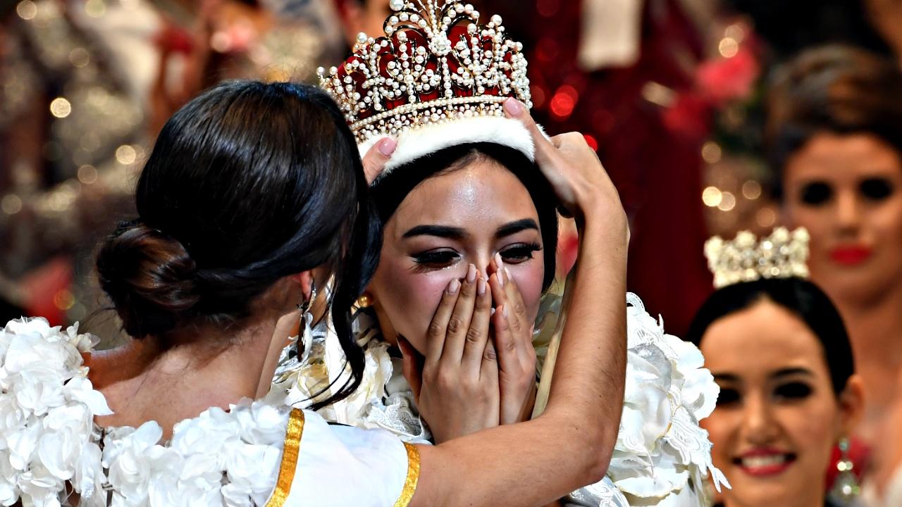 Мисс Интернешнл 2016 года стала филиппинка