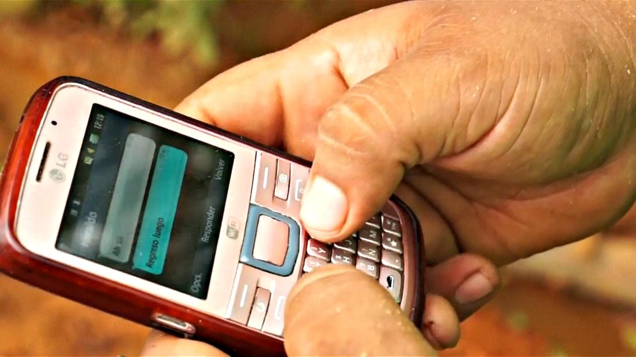 Трети населения Мексики не доступна мобильная связь