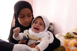 ВОЗ объявила о 1400 случаях подозрений на холеру в Йемене