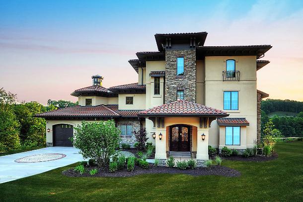 Строительство домов под ключ – идеальный способ сберечь нервы